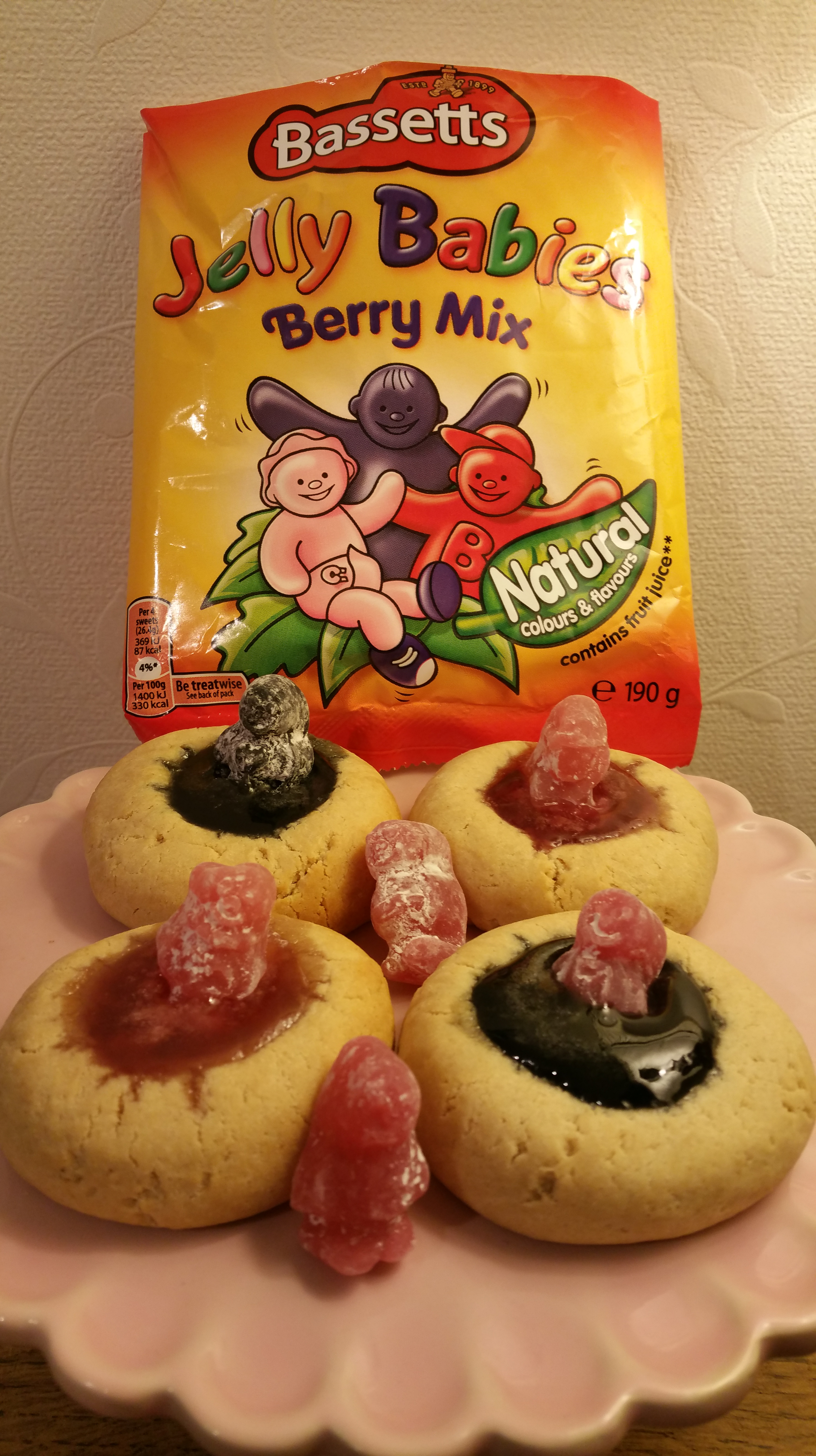 Peanut butter and jelly thumbprint cookies recipe zombie jelly 20151008142417 forumfinder Choice Image