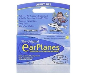 how to prevent ear pain on planes